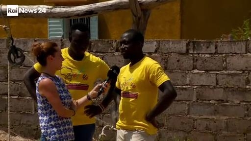 La missione di Don Bosco 2000 in Senegal e Gambia: il reportage integrale di Rainews24
